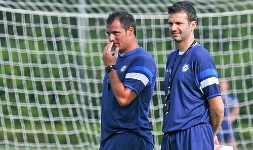Stankovic Stramaccioni Udinese