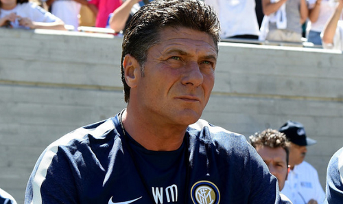 Walter Mazzarri Inter-Real