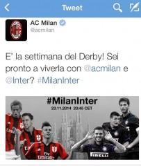 #MilanInter