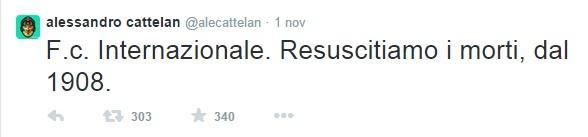 Parma - Inter, su Twitter si scatenano gli hashtag e l'ironia