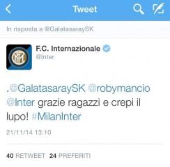 tweet inter
