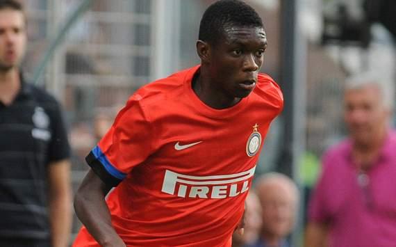 IBRAHIMA MBAYE - Reduce da un'ottima stagione in prestito al Livorno, è nella rosa di Mancini: l'unico a vestire ancora la maglia nerazzurra
