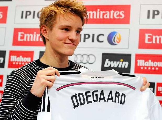 Real Madrid, si ferma Odegaard. Fuori un mese, non ci sarà in Champions League