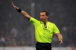 Arbitro Inter Genoa