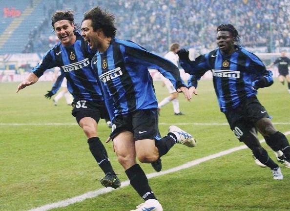 Addio del calcio di Recoba: Zanetti e Toldo presenti all'ultima partita
