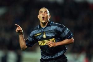 Luis Nazario Ronaldo: all'Inter dal 1997 al 2002; al Milan nella stagione 2007-08