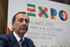 CONFERENZA STAMPA EXPO 2015 L'AGROALIMENTARE ITALIANO