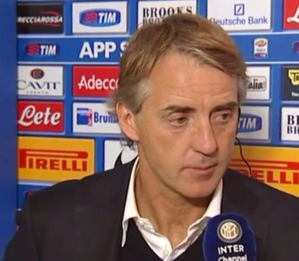 VIDEO / Mancini è una furia: