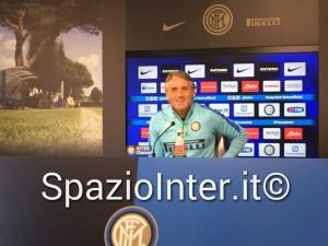 Conferenza stampa Mancini
