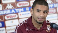 Foto LaPresse - Fabio Ferrari 05/09/2014 Torino ( Italia) Sport Calcio Presentazione Bruno Peres, giocatore Torino Fc. Nella foto: Bruno Peres  Photo LaPresse - Fabio Ferrari 05 September 2014 Turin ( Italy) Sport Soccer Presentation Bruno Peres, Player Turin Fc. In the pic: Bruno Peres