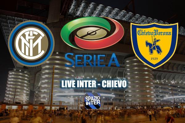 RILEGGI LIVE INTER-CHIEVO (1-0 Icardi 48')