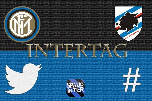 INTERTAG Inter-Samp: la partita vista dai tifosi sul web