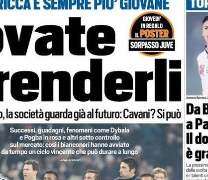 RASSEGNA STAMPA - Ts: L'Inter va in ritiro?