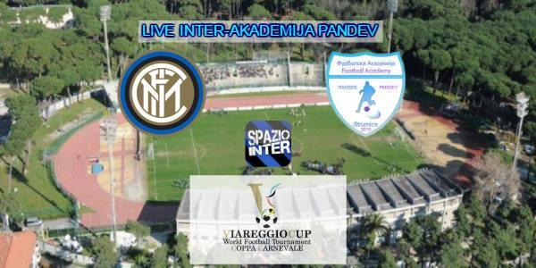 RILEGGI LIVE Viareggio Cup - Inter-Akademija Pandev 4-0 (23' Baldini, 49' Correia, 63' Rapaic, 69' Appiah): tutto facile per l'Inter, macedoni spazzati via