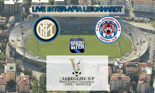 LIVE Viareggio Cup, Inter-Apia Leichhardt 5-0 (11', 17' Kouame, 20' Correia, 55' Lombardoni, 70' Appiah): cinquina nerazzurra e Inter agli ottavi