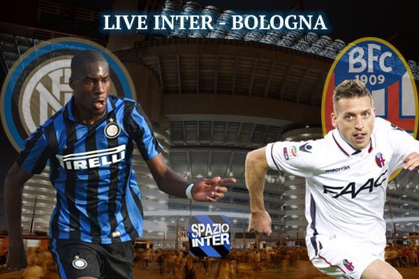 RILEGGI Live Inter-Bologna 2-1 (73' Perisic, 75'D'Ambrosio, 89' Brienza): l'Inter batte il Bologna con i gol di Perisic e D'Ambrosio ma perde Icardi e Palacio contro la Roma