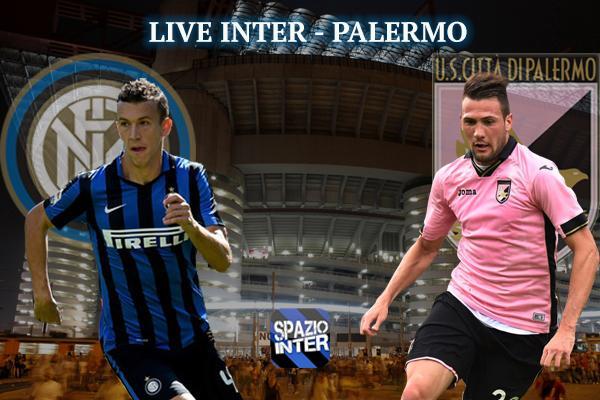 RILEGGI LIVE Inter-Palermo 3-1 (11' Ljajic, 22' Icardi, 45' Vazquez, 54' Perisic): Show dei nerazzurri contro un Palermo troppo arrendevole