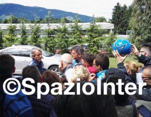 Mancini Riscone di Brunico tifosi