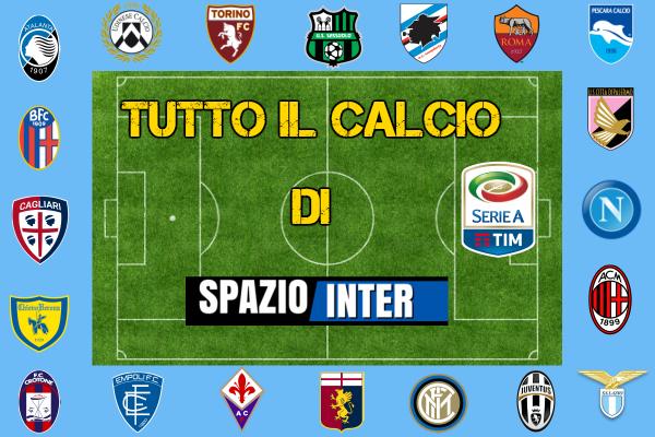 Tutto il Calcio SpazioInter: Dzeko che doppietta, Higuain e Icardi fanno volare Juve e Inter, Bruno Alves che disastro