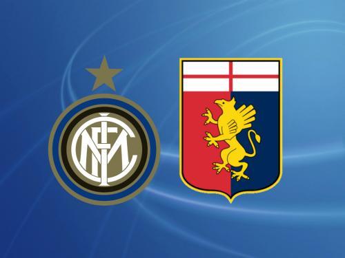 Inter-Genoa, nerazzurri nettamente favoriti sul Grifone