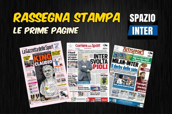 RASSEGNA STAMPA - Bentancur si prende la Juve e Kaladze consiglia Ancelotti al Milan