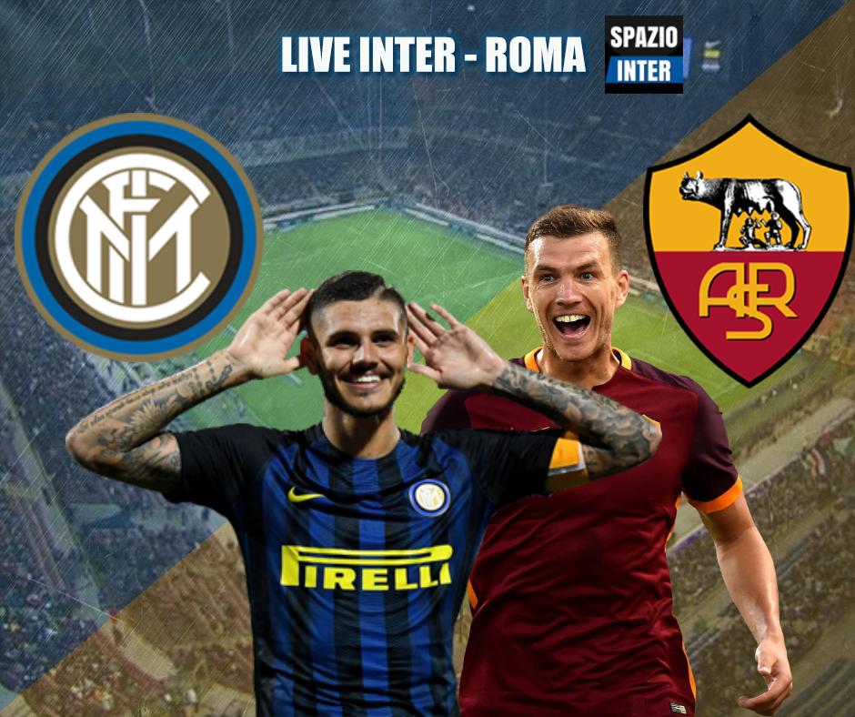 RILEGGI LIVE Inter-Roma 1-3 (11', 55' Nainggolan, 80'Icardi, 84' Perotti): una notte da Ninja, Roma che espugna San Siro 3 a 1