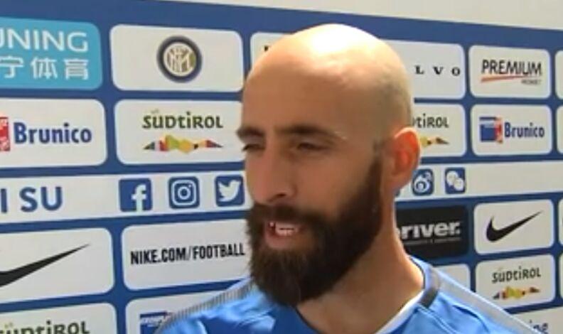 GdS - Inter Borja-dipendente ma se i compagni di reparto stanno fermi...
