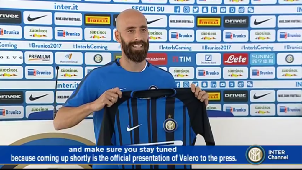 Inter, Valero è l'uomo giusto per la corsa Champions
