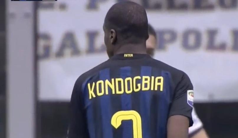 Kondogbia-Atletico Madrid: accordo raggiunto, l'Inter incasserà il 20%