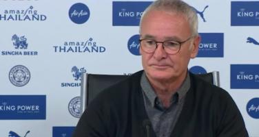 """Ranieri: """"Inter molto vicina alla Champions, sarà una bella sfida"""""""