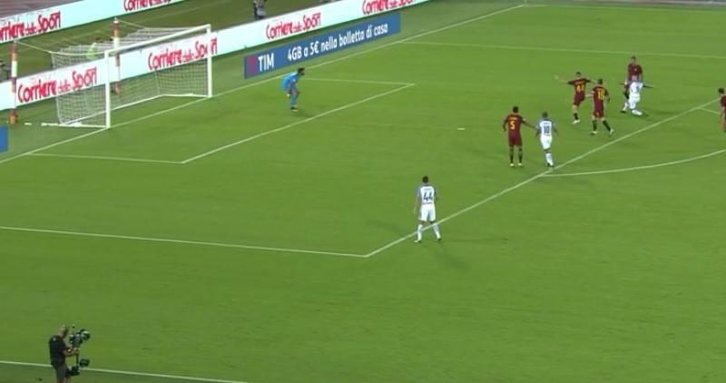 Roma-Inter, tutti i numeri e le statistiche del match