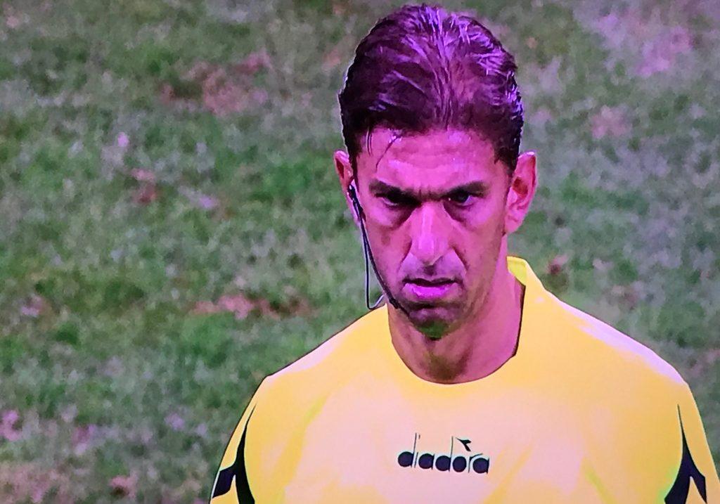 GdS - Il derby affidato a Tagliavento, arbitro di personalità