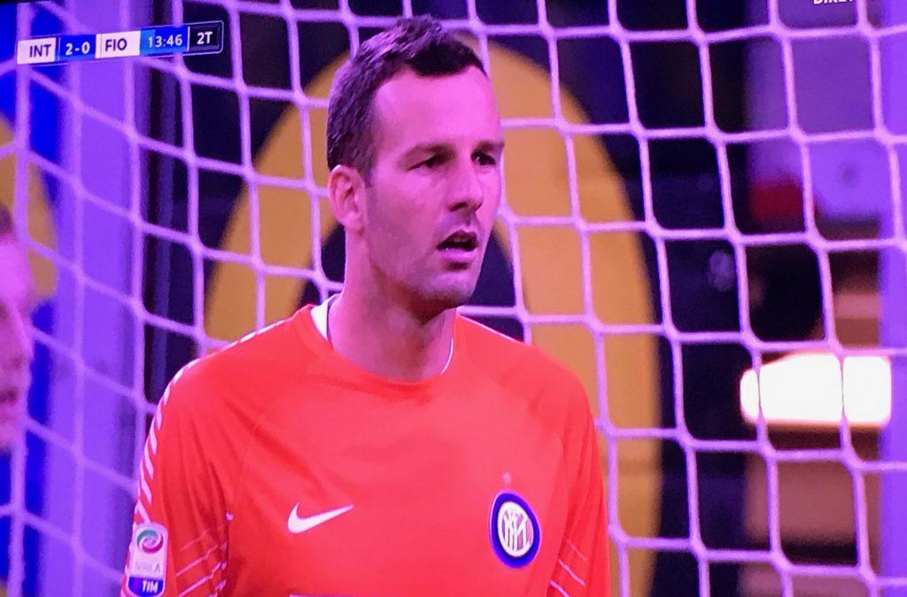 CdS - Handanovic vuole l'Europa e sposa l'Inter fino al 2021