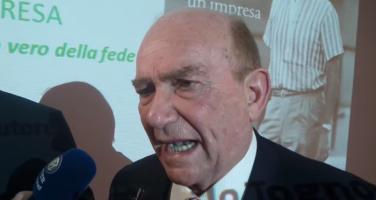 """Pellegrini: """"Ho aperto un ristorante solidale. Abbiamo offerto 50mila pasti gratuiti a persone in difficoltà"""""""