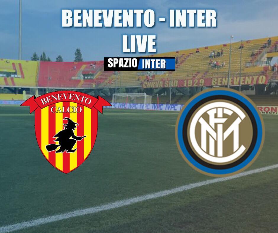 RILEGGI LIVE Benevento-Inter 1-2 (19', 21' Brozovic, 41' D'Alessandro): Brozovic decide con la Strega, doppietta e 3 punti fondamentali