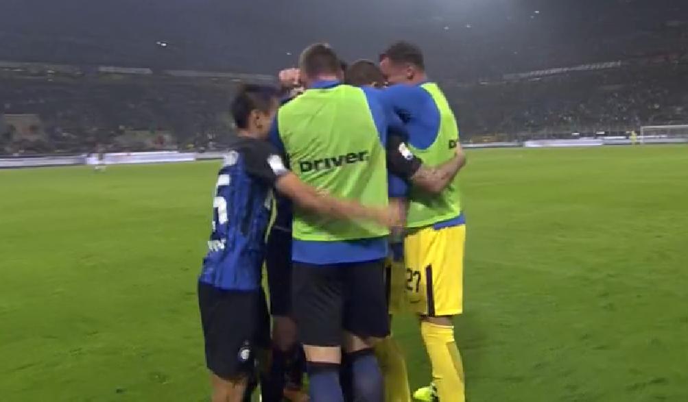 INTERTAG - Derby: Mauro Icardi è pura libidine!