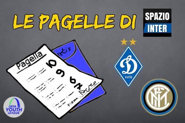 Youth League, Dinamo Kiev-Inter 0-3, le pagelle: Pinamonti superstar