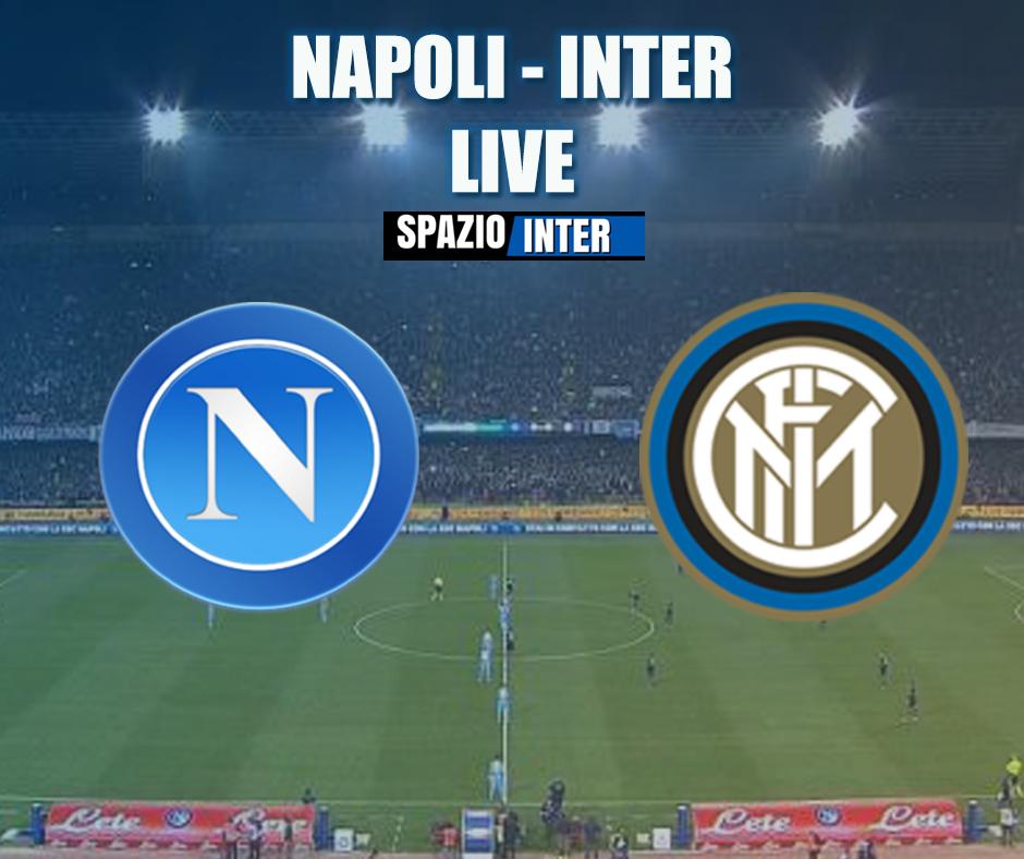 RILEGGI LIVE Napoli - Inter (0-0): pari preziosissimo per i nerazzurri