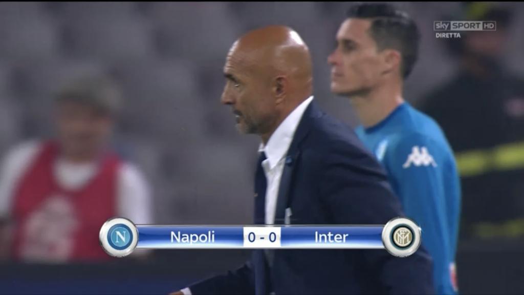 Napoli-Inter 0-0, il muro nerazzurro blocca Sarri: la sintesi del match