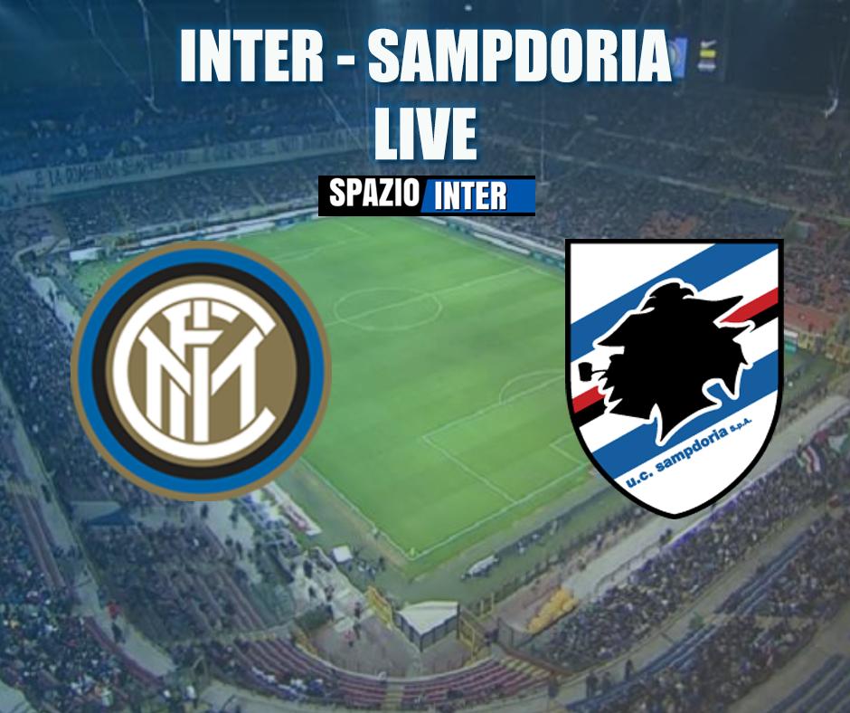 RILEGGI LIVE Inter-Sampdoria 3-2 (18' Skriniar, 32', 54' Icardi, 63'Kownacki, 85' Quagliarella ): Pazza Inter, domina, segna tre gol e poi rischia la rimonta