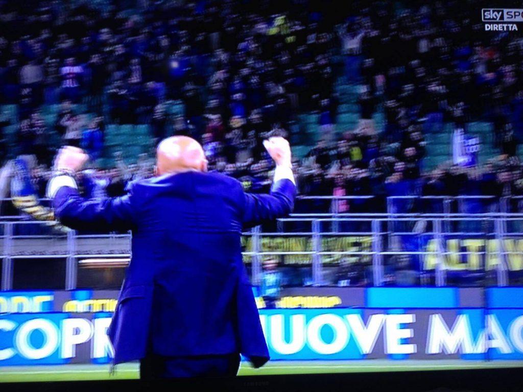 Reazioni social dopo Verona-Inter: Spalletti, una guida anche su Instagram