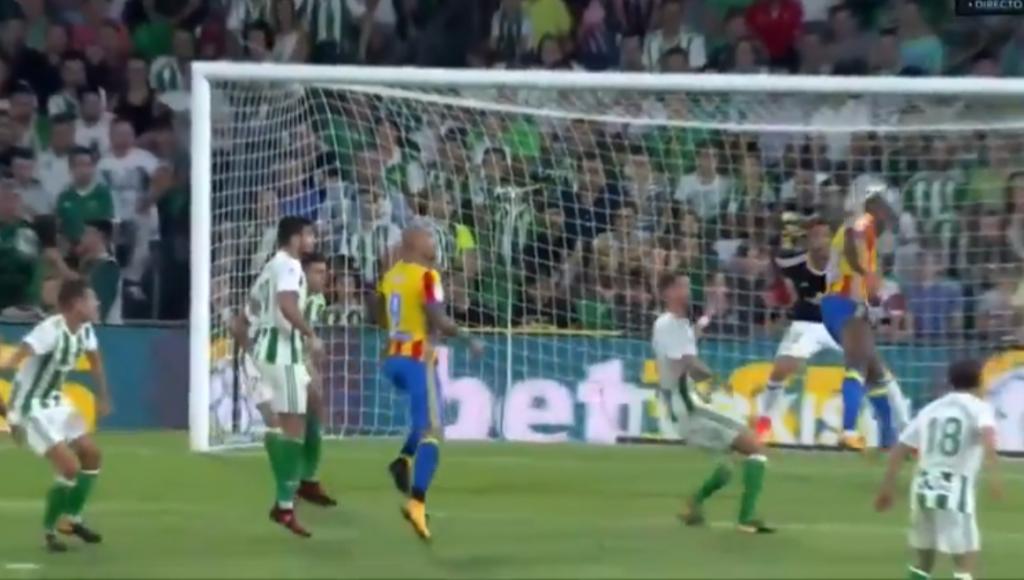VIDEO - Kondogbia ancora in gol in Spagna contro il Real Betis