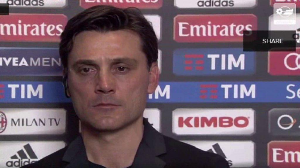 Qui Milan - Montella recupera pezzi: Musacchio e Kalinic vicino al rientro