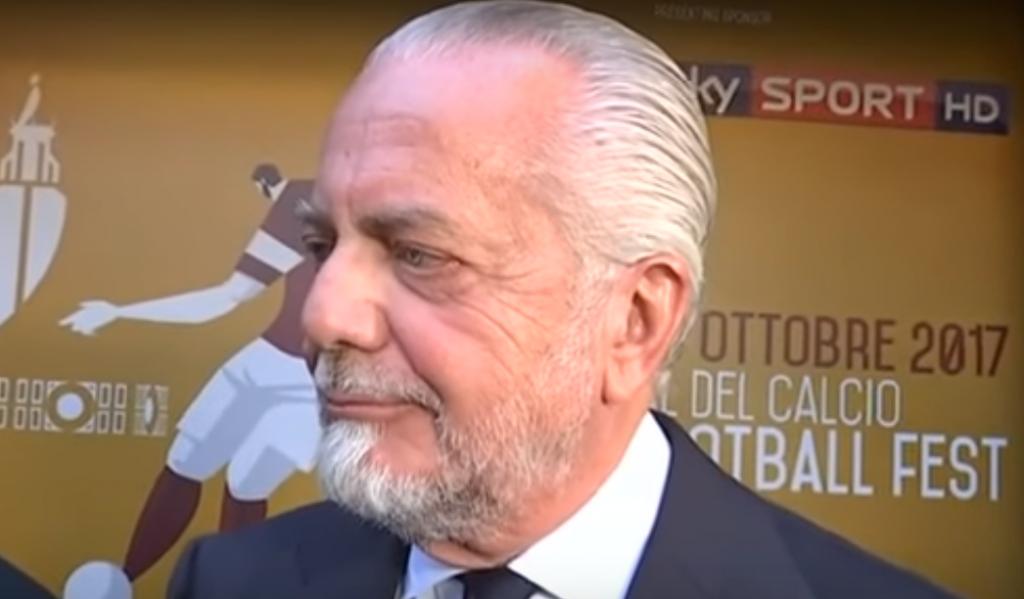 Icardi-Napoli, De Laurentiis: