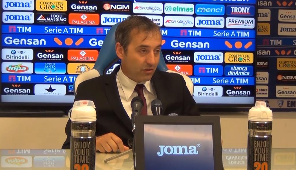 Giampaolo schiera i titolari contro l'Inter, ma la scorsa stagione a Torino...