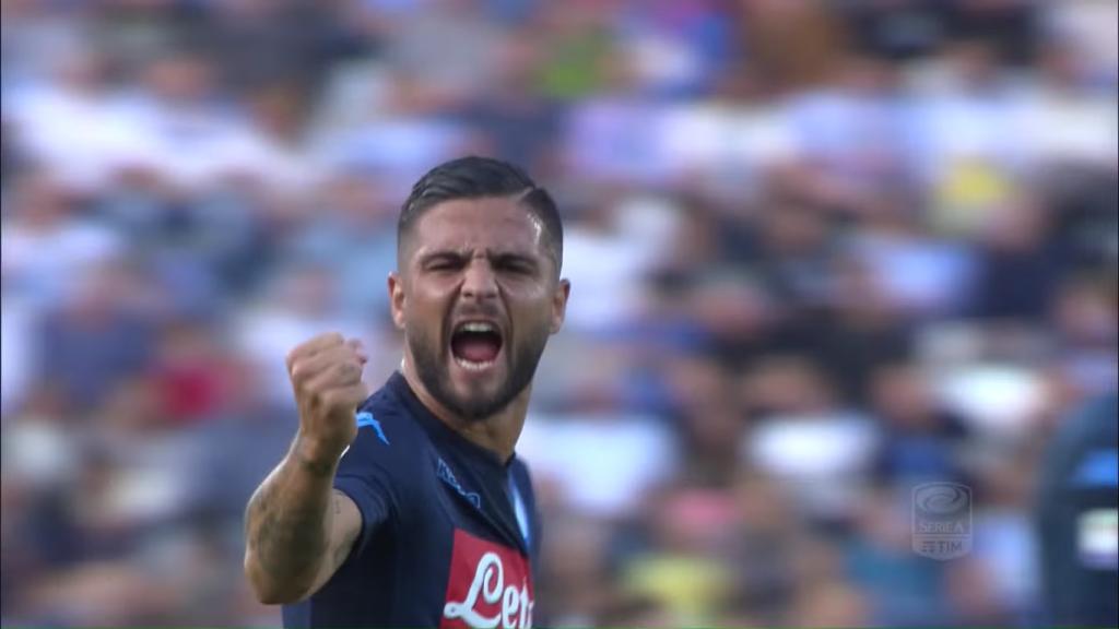 Insigne quasi out contro l'Inter: il comunicato del Napoli
