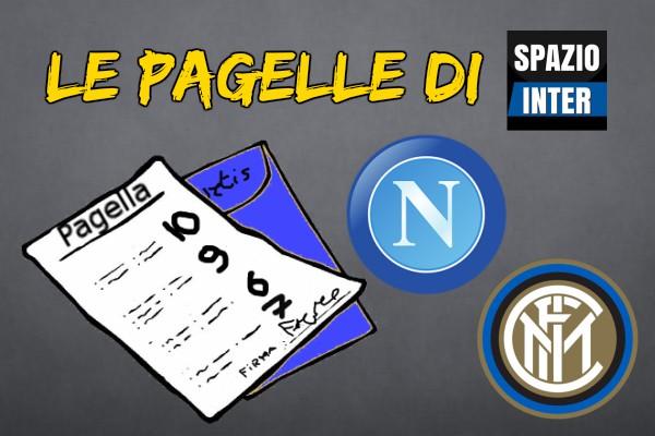 Napoli-Inter, le pagelle: super Handanovic, non il solito Perisic