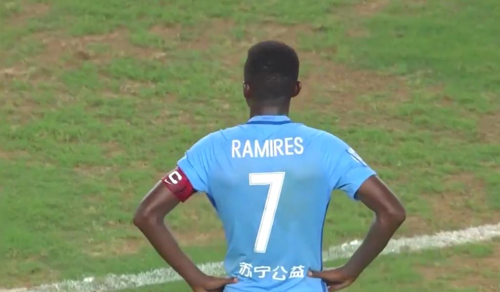 Ramires, M'Bia allo Jiangsu potrebbe sbloccare la trattativa dell'Inter