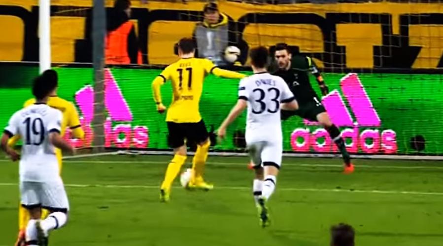 Problemi in casa Dortmund: Reus sostituito al 28esimo contro il Wolfsburg