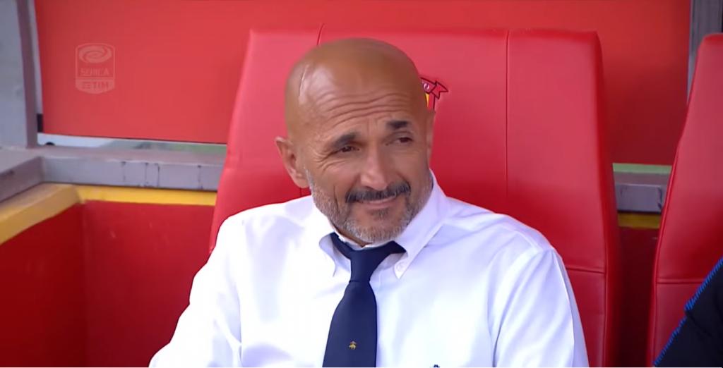 """Spalletti a Sky: """"Icardi grandioso, ma dobbiamo crescere ancora. Il Milan..."""